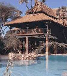 Sarova Shaba Lodge